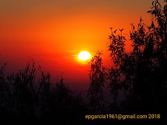 Mancha Real (Jaén) (eugenioperegringarcia) Tags: puestadesol sunset