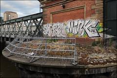 Phern / Mink (Alex Ellison) Tags: phern mink southlondon urban graffiti graff boobs