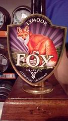 Exmoor Fox (DarloRich2009) Tags: exmoorbrewery fox exmoorfox exmoorales exmoor beer ale camra campaignforrealale realale bitter handpull brewery