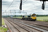 66546 (Shed seven) Tags: freightliner freight wcml 66546 dordon warwickshire containers boxes