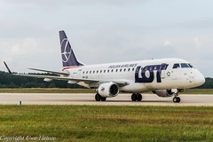 LOT Polish Airlines SP-LDI (U. Heinze) Tags: aircraft airlines airways flugzeug haj hannoverlangenhagenairporthaj eddv planespotting plane nikon