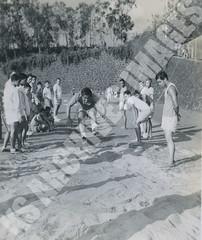 827- 5455 (Kamehameha Schools Archives) Tags: kamehameha archives ksg ksb ks oahu kapalama pop luryier diamond 1954 1955 broad jump nakamoto sports track