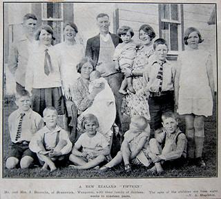 Mum, Dad and their 13 children  ...  'Explore' #82  5/7/18