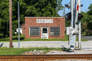 Closed business - Plum Branch, S.C.