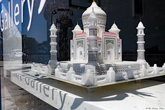 If you cannot visit Taj Mahal in person, there is this... (Can Pac Swire) Tags: 2018aimg1080 art model miniature building architecture toronto ontario canada canadian