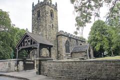 St Peters Church, Tankersley, South Yorkshire (Kingsley_Allison) Tags: stpeterschurch tankersley southyorkshire olivercromwell churchcrawling church churchofengland worship chancel nave nikon nikond7200