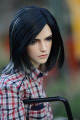(Olinka *) Tags: iplehouse sid felix hybrid bjd boy dollphoto