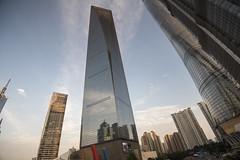 SWFC, Shanghai (Tony Shi, Life) Tags: shanghai swfc lujiazui fourseasons china asia bund puxi city urban architecture buildings landmark cityscape famous