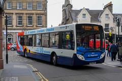 28654 SP62BKA Stagecoach Fife (busmanscotland) Tags: 28654 sp62bka stagecoach fife sp62 bka scania k230ub ad adl alexander dennis enviro 300 east scotland
