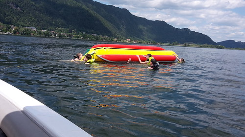 Dienstag Nachmittag - Action am See