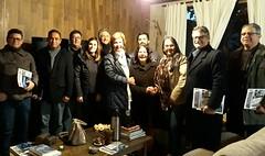 15/06/18 - Visita a Rosário do Sul/RS, a convite de amigos e parceiros do PPS e PSDB