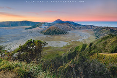 Sunrise at Mount Bromo (©Helminadia Ranford) Tags: mountbromo sunrise travel landscape trekking nature volcano indonesia