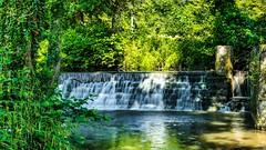 Waterfall - 5373 (YᗩSᗰIᘉᗴ HᗴᘉS +17 000 000 thx) Tags: waterfall water cascade hensyasmine namur belgium europa aaa namuroise look photo friends be wow yasminehens interest intersting eu fr greatphotographers lanamuroise tellmeastory flickering