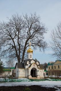 Часовня Сошествия Святого Духа. Дмитров