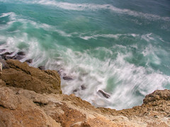 POTD 172 (Webtraverser) Tags: 365picturesin2018 alongthepch blueocean blur cliffs coast everydayphotographerpictureoftheday g85 longexposure lumix micro43 pad2018173 pch pictureaday malibu california unitedstates us