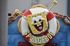 Universal Studios & Island of Adventure (david.torres.jr@att.net) Tags: minions universalstudios islandofadventures mib krustyland simpsons homer bart lisa marge family vacation rollercoaster simpsonride duff duffman donut train backtothefuture spongebob