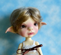 Elphie (linda_lou2) Tags: 365the2018edition 3652018 day180365 29jun18 365toyproject 180365 doll bjd resin kimberlylasher elphie
