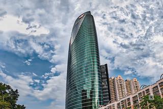 Shenzhen, Wenbo Plaza (China), #01, 07-2018, (vladsm.com)