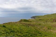Next Morning at Latheronwheel harbour (doublejeopardy) Tags: scotland latheronwheel cliffs unitedkingdom gb