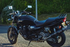 My XJR1300 (johnnicol582) Tags: pentacon fujixt2 motorcycle xjr1300 yamaha