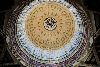 the dome..