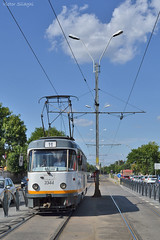 3344 - 11 - 16.07.2018 (VictorSZi) Tags: romania bucharest bucuresti transport tram tramvai militari summer vara july iulie nikon nikond3100 tatra tatrat4r