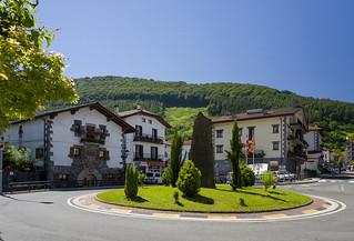 Leitza, Navarra.