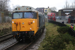 50015 - Heywood 23 February 2008 (Rail and Landscapes) Tags: class50 50015 valiant