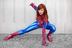 Spider-Girl (l plater) Tags: spidergirl spiderman peterparker maymaydayparker marvelcomics 2018supanovaexpo sydneyolympicpark cosplay