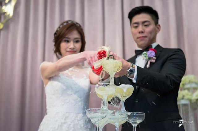 Allen&Alice-台南大億麗緻宴客-婚禮記錄-24