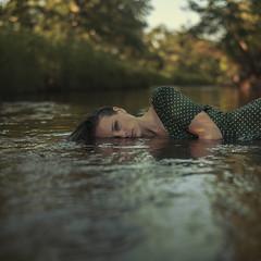 The River (VINSO Photographie) Tags: dress robe french art lifestyle vinso david justine cap ferret nikon d800