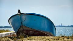 Still Waiting (cokbilmis-foto) Tags: boat vessel ship sea lagune venezia venice nikon d3300 nikkor 18105mm burano