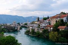 Mostar - the bridge (Nelleke C) Tags: 2018 balkan bosniaherzegovina mostar bridge brug city holiday landscape landschap stad vakantie