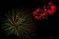Red & Green (Donald.Gallagher) Tags: blending fireworks greenwoodsquare horizontal layers longwood longwoodgardens northamerica pa pennsylvania public summer typecolor typelightroom typemanualfocus typephotoshop typeportrait typetelephoto usa