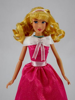 2018 Singing Cinderella Doll - Disney Store Purchase - Deboxed - Standing - Midrange Front View