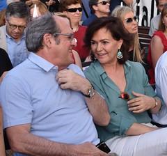 13.07.18 - Fiesta de la Rosa - Vicálvaro (MADRID - PSOE) Tags: psoem vicálvaro gabilondo carmen calvo