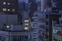 Tokyo 4448 (tokyoform) Tags: tokyo tokio 東京 日本 tokyoform chrisjongkind japan city 都市 ciudad cidade ville stadt urban cityscape skyline 都市の景観 都市景観 街並み stadtbild paesaggiourbano paisagemurbana paisajeurbano paysageurbain night nuit nacht noche 夜 夜晚 dark window 窗 窓 渋谷 shibuya alone 一人で sozinho