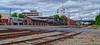 NS 223 at CP Hair (Travis Mackey Photography) Tags: ns 223 cp hair dalton ga atlanta north district locomotive dash9