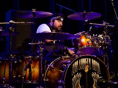 Los Lonely Boys (shamal1) Tags: drums livemusicisbest blues rock sellersvilletheater pennsylvania buckscounty color loud texas music