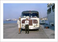 Vehicle Collection (8752) - Setra (Steve Given) Tags: workingvehicle automobile setra tour bus harbor harbour 1960s