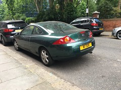 Ford Cougar V6 (auto) (VAGDave) Tags: ford cougar v6 auto 2000