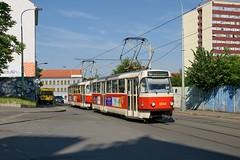 T3R.P č.8544 DPP, Holešovice (mrak.josef) Tags: dpp pid t3