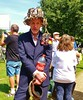 Irishman with his hat (helenoftheways) Tags: people candid hats weird cocacola elthampalace antiquesroadshow london uk bellswhistles