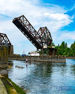 Salmon Bay Bridge Remaining Open for Emerald Star