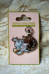 Photo of the day: 18.6.2018 (day 169) (House Of Secrets Incorporated) Tags: photooftheday photooftheday2018 aphotoaday2018 dailyphoto dailyphoto2018 dailyphotography dailyphotography2018 dailyphotograph disney disneylandparis disneypintrading pin pins accessories enamelpins pingamestrong pingame aliceinwonderlandwhite rabbittimepocket watchcanoncanon eos 700ddslrcanon rebelcanon kisscanon eoslive for storyblogbloggerbloggingkittensandsteamblogspotcominstagram kittensandsteamtwitter hildebcmbelgian blogger