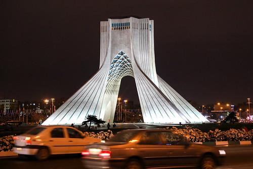 Tehran, Azadi Tower