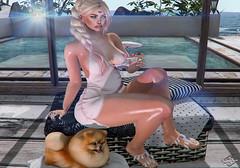 i need coffee (PiRaTin 68) Tags: phedora session akeruka salt truthhair yummy swallow