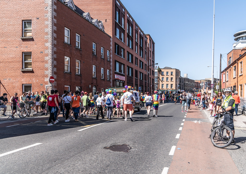 ABOUT SIXTY THOUSAND TOOK PART IN THE DUBLIN LGBTI+ PARADE TODAY[ SATURDAY 30 JUNE 2018]-141797