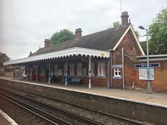 180607 HighBrooms (11) (Transrail) Tags: highbrooms station southeastern kent railway train
