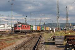 SBB Re 6/6 620 050 Basel Bad (daveymills37886) Tags: sbb re 66 620 050 basel bad 11650 cargo